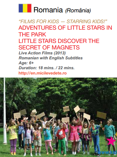 The Little Stars School Movies Running In Cinemas From The United States, to Washington DC