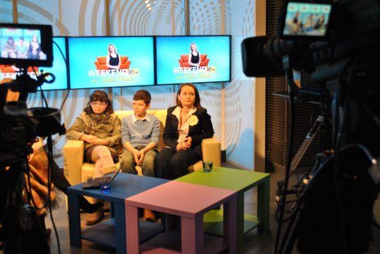 Weekend cu Iulia Preda - Giga TV