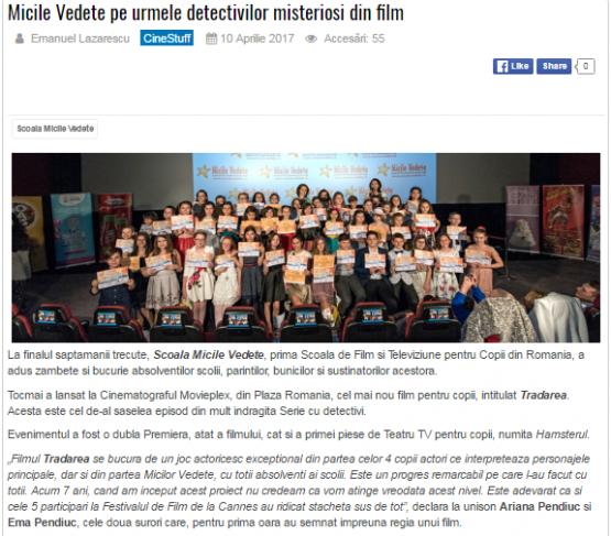 Articol www.cinefan.ro