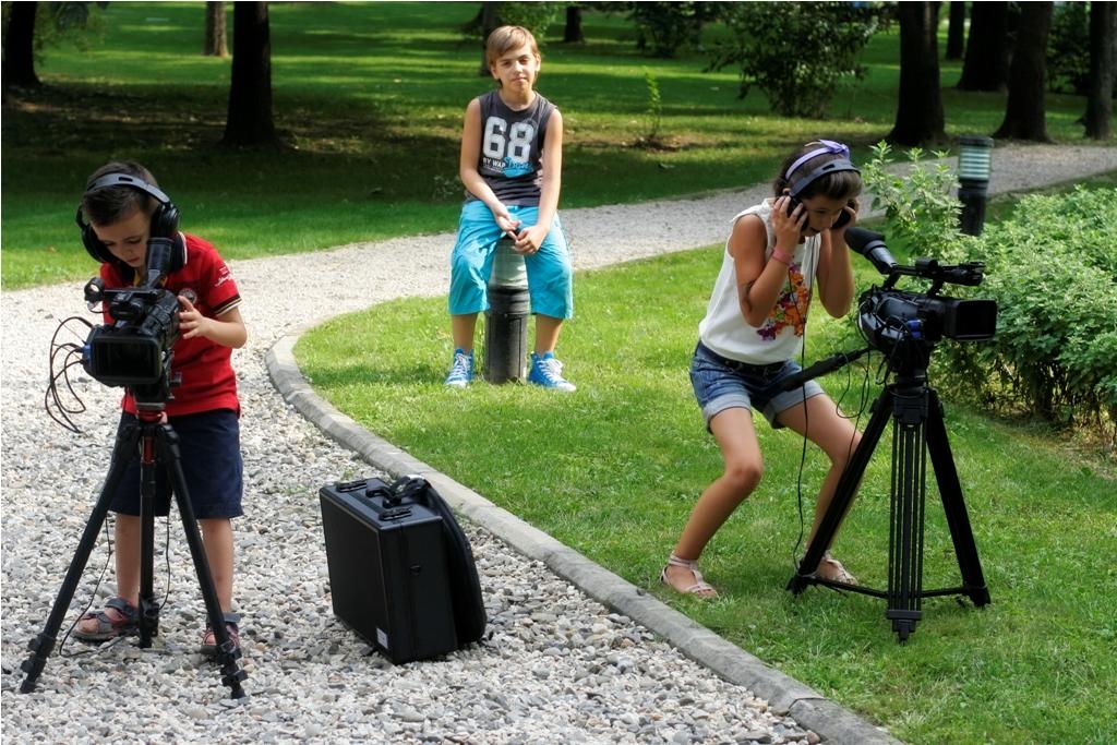 Start Înscrieri la Cursurile de Film și Televiziune pentru Copii!