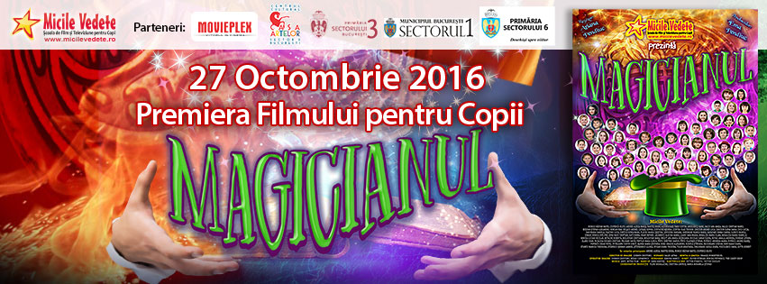 The first Romanian movie for children available online