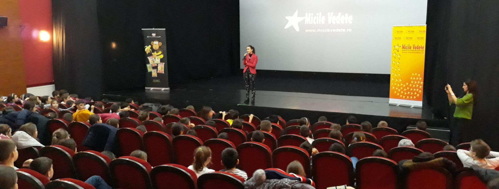 "Caravana de Film ""Micile Vedete"" – TopGel"