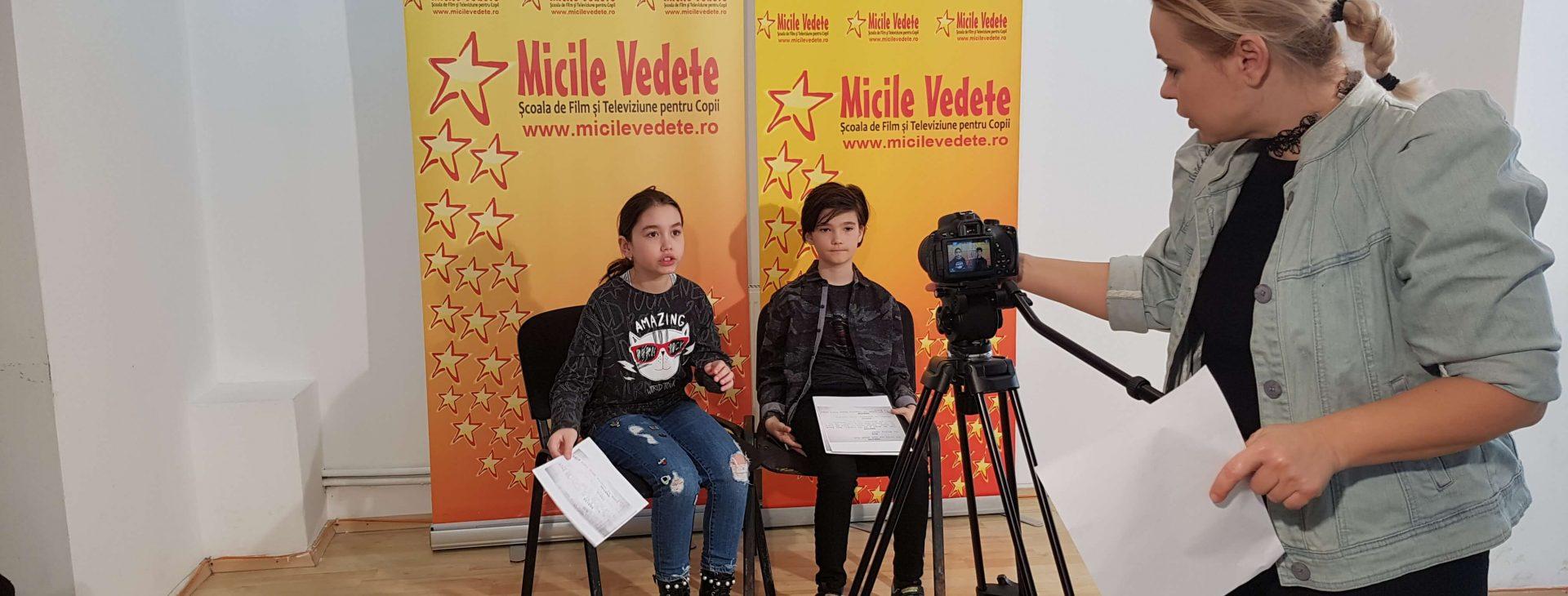 Primul Workshop de Casting pentru Film şi Reclame TV din acest an