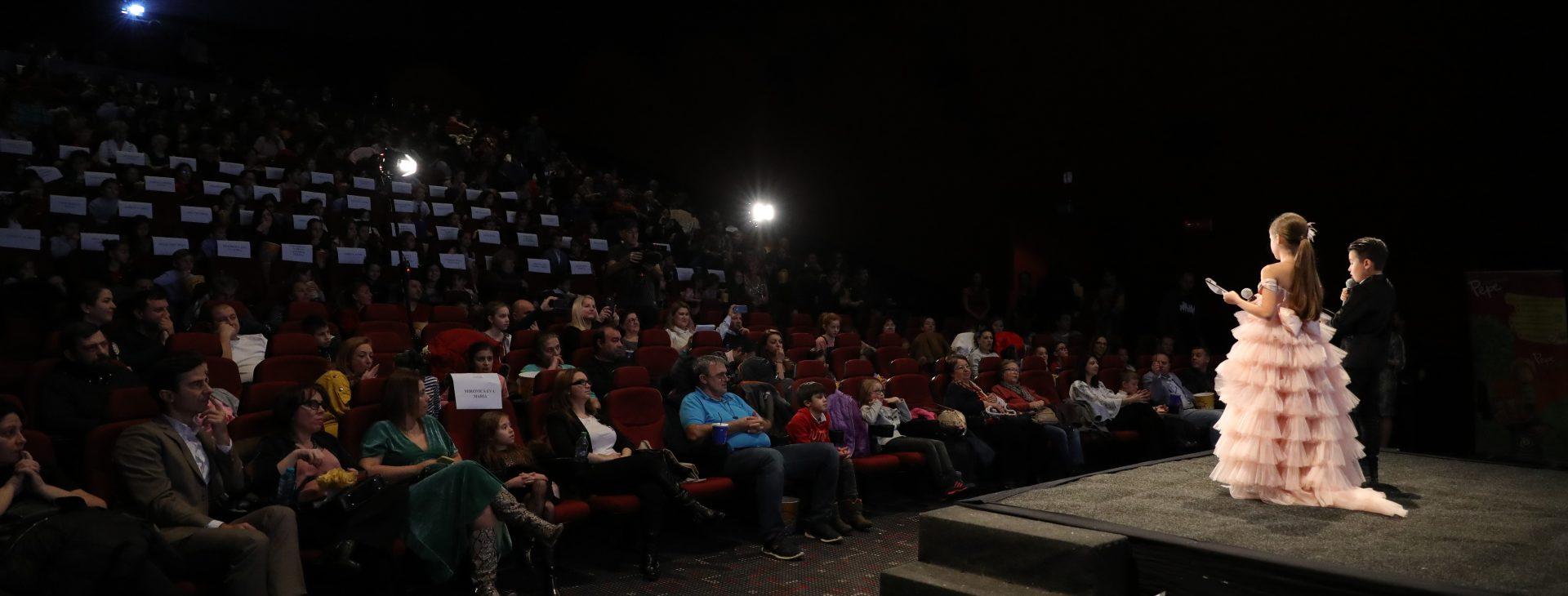 """Micile Vedete deschid lumea poveștilor odată cu lansarea noului film """"Cartea Magică"""""""