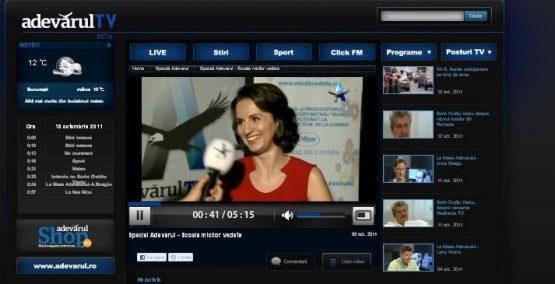 Reportaj Adevarul TV