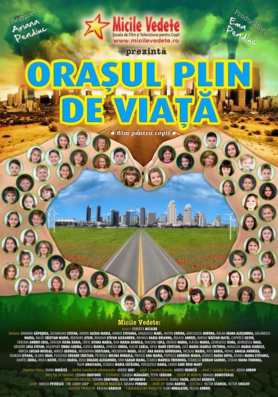 Caravana Micile Vedete, editia a VII-a cover 1