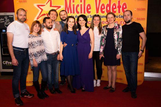 Coordonator Organizare Cursuri de Film pentru Copii