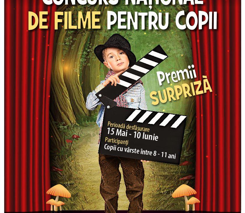 Concursul National de Filme pentru Copii Micile Vedete